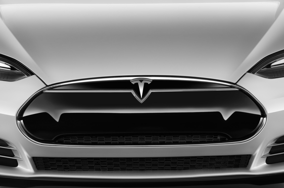 Slide 1 of 25: 2015 Tesla Model S