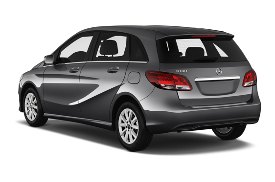 Slide 2 of 14: 2016 Mercedes-Benz B-Class
