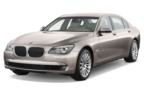 Slide 1 of 14: 2011 BMW 7 Series