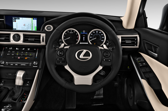 Slide 1 of 25: 2016 Lexus IS