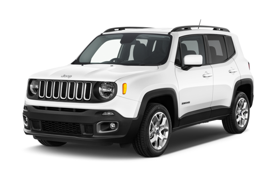 Slide 1 of 14: 2016 Jeep Renegade