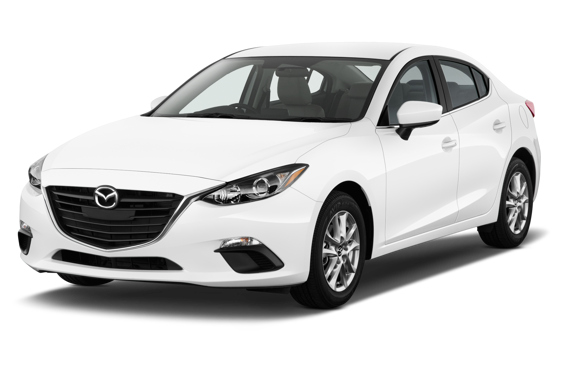 Slide 1 of 14: 2016 Mazda3 Fastback