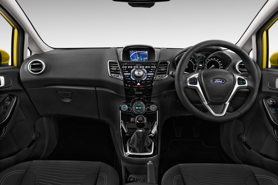 Slide 1 of 11: 2014 Ford Fiesta