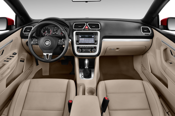 Slide 1 of 11: 2014 Volkswagen Eos
