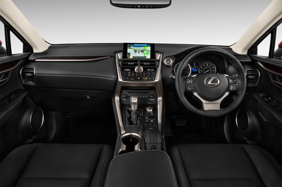 Slide 1 of 11: 2016 Lexus NX