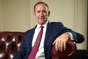 Labour Leader Andrew Little
