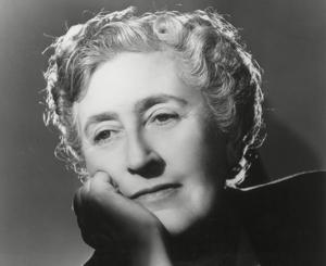 English crime novelist, short story writer, and playwright Agatha Christie