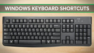 Easy Windows Keyboard Shortcuts