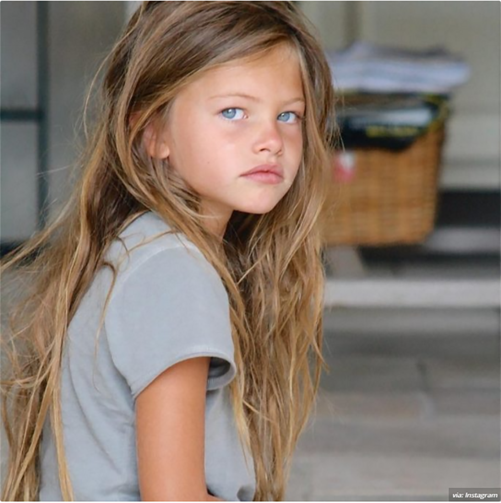 Instagirl Thylane Blondeau Is Officially the New Face of L'Oréal