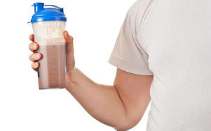 'Protein shakes are a helpful, convenient solution...but they won't turn your body into a temple overnight.'