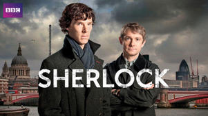 Sherlock – Seasons 1-3