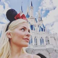 Holly Willoughby's Easter holiday destination revealed