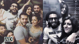 'Dil Dhadakne Do' reunion: PeeCee, Ranveer, Zoya party hard