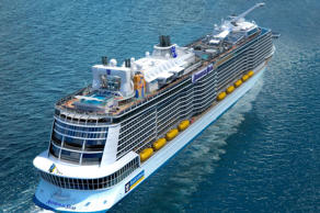 Hi-tech wonder: Royal Caribbean's Anthem of the Seas has some of the best deals for now and summer 2017