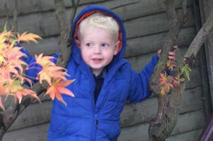 Isaac Webster, 4, died in a 'tragic accident' during a family holiday in Egypt. (Facebook)