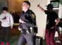 Cop shows up for noise complaint, dances instead