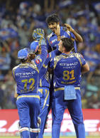 Brilliant Bumrah trumps Gujarat in Super Over