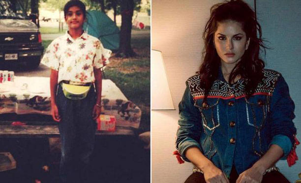 As Sunny Leone turns a year older, here's a look at some of her photos before she became our Baby Doll.