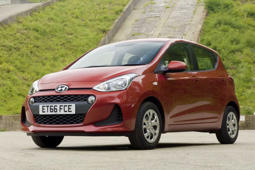 The new Hyundai i10 is both sleek and economical