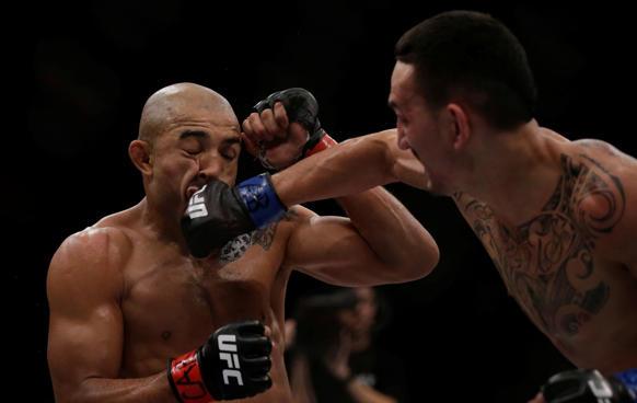 Holloway estraga festa brasileira, nocauteia Aldo e unifica cinturão do UFC