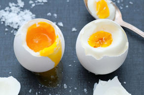 <p>Although it's true that egg whites are low in calories, fat-free and contain ...
