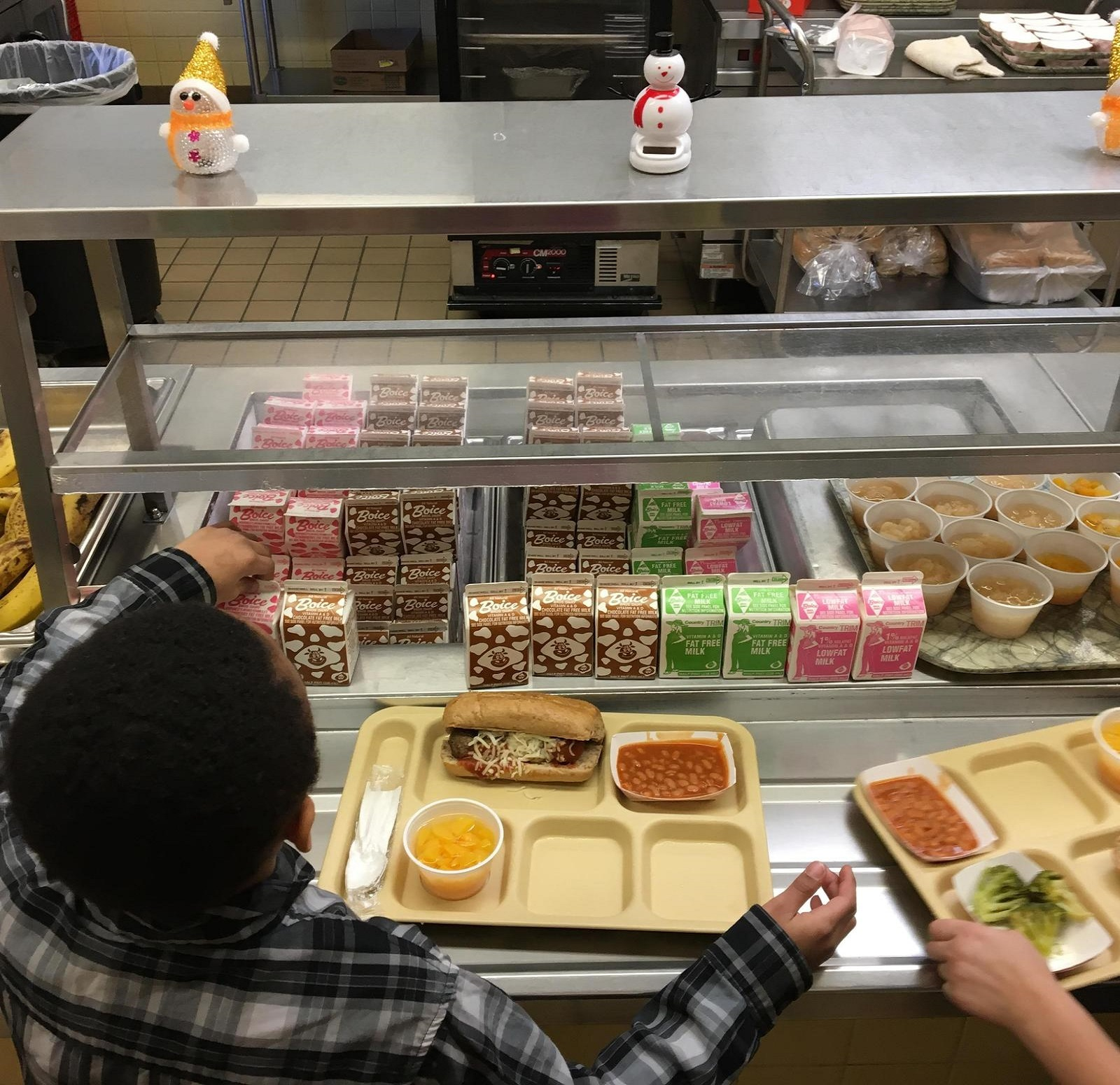 Trump Admin Proposes Rollbacks to School Lunch Programs