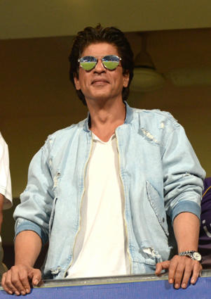Shah Rukh Khan couldn't attend all the matches of KKR this year, but the star added much needed glamour to the IPL.