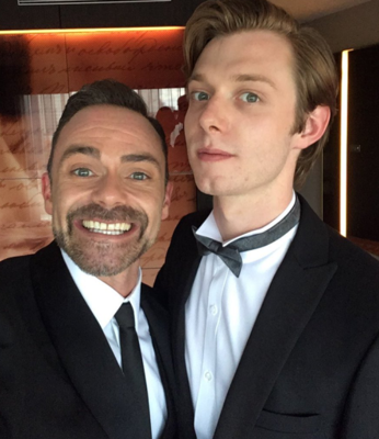 Brocklebank and Rob Mallard