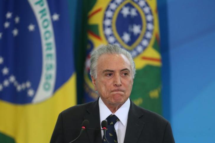 Presidente 'jamais solicitou pagamento' por compra de silêncio de Cunha, diz Palácio do Planalto