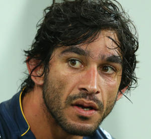 Jonathan Thurston said he had no intention of finishing his playing days anywhere but Townsville with the Cowboys.