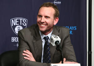 The former NBA and Tall Blacks basketballer Sean Marks