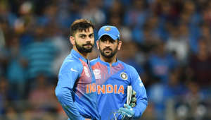 Is Kohli's defence of Dhoni convincing enough?