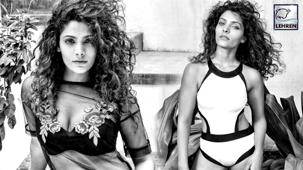 'Mirzya' Actress Saiyami Kher's BOLD Photoshoot