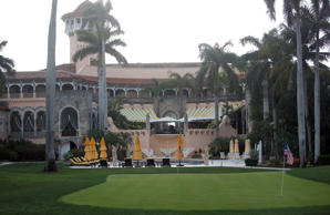 In this April 15, 2017 file photo, President Donald Trump's Mar-a-Lago estate in Palm Beach, Fla.