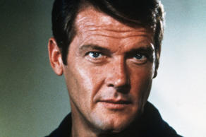 'James Bond' actor Roger Moore