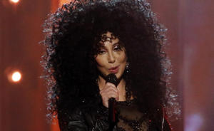 Cher performs at the Billboard Music Awards on Sunday, May 21.