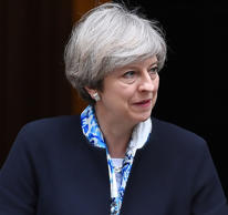 Troops on streets as May ups threat level to 'critical'