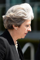 May's fury over another US leak