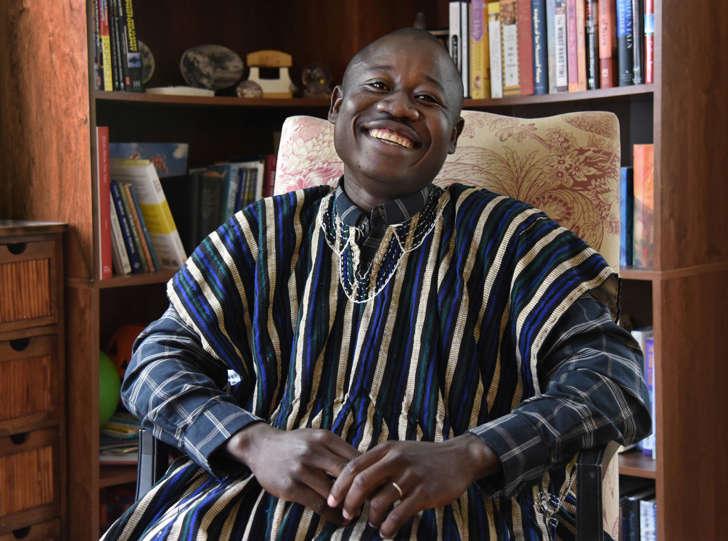 George Mwinnyaa
