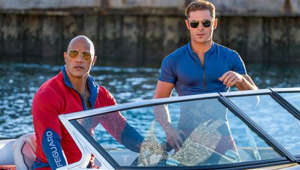 Film Clip: 'Baywatch'