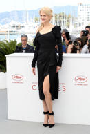 Actress Nicole Kidman attends the 'Top Of The Lake: China Girl' photocall during the 70th annual Cannes Film Festival at Palais des Festivals on May 23, 2017 in Cannes, France.
