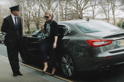 How to be a celebrity chauffeur