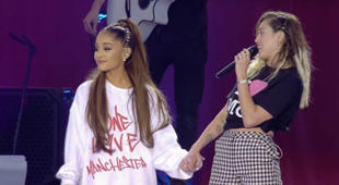 Highlights from 'One Love Manchester' concert