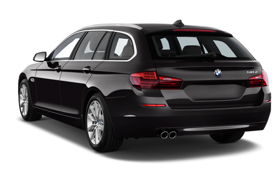 Slide 2 of 14: 2012 BMW 5 Series