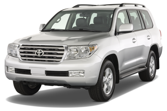 Slide 1 of 14: 2010 Toyota Landcruiser