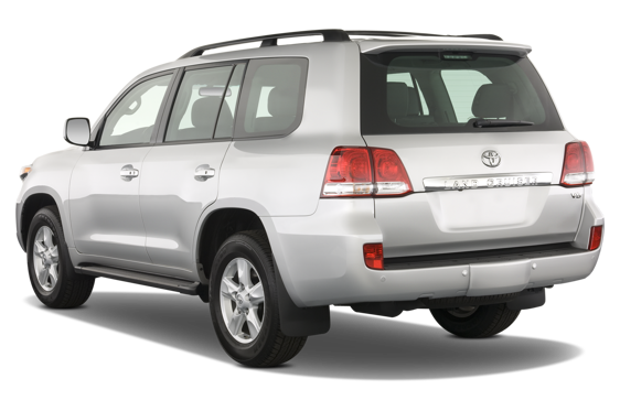 Slide 2 of 14: 2010 Toyota Landcruiser