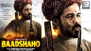Emraan Hashmi's First Look For Baadshaho