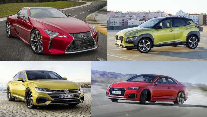 Slide 1 of 36: Just because we're halfway through the year doesn't mean we're running low on new cars to get excited about. Here are 35 new models currently scheduled to roll off the production line before the end of 2017.