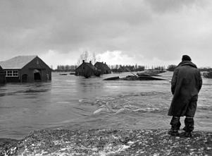 A storm surge in 1953 flooded the Dutch coastline, killing more than 1,800 people.