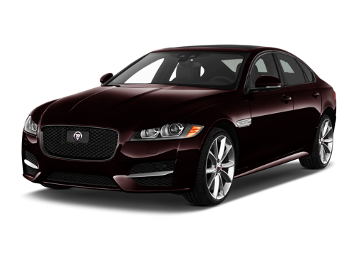 Slide 1 of 40: 2017 Jaguar XF
